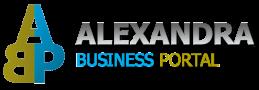 Logo of Alexandra Business Portal