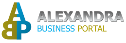 Logo of Alexandra Business Portal