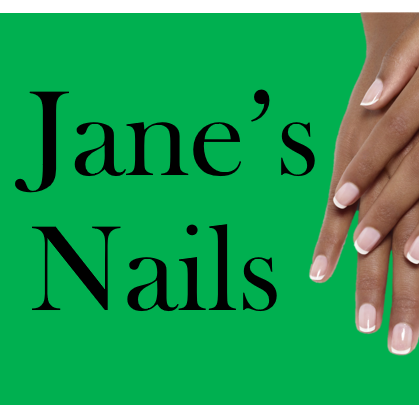 Jane's Nails Salon website, A range of nail services including tips, gel, manicures, pedicures and more. Jane also sells handmade jewelry and beauty products.