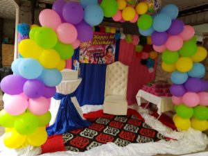 Party Genie Durban website, Jumping castle hire, Cakes and cupcakes, Party packs, Table décor, Table and chair hire, Entertainment, Piñatas, Balloon décor, Theme décor, Themed paper plates, cups, serviettes, Themed photo boards, Happy birthday banners, Fully Catering,