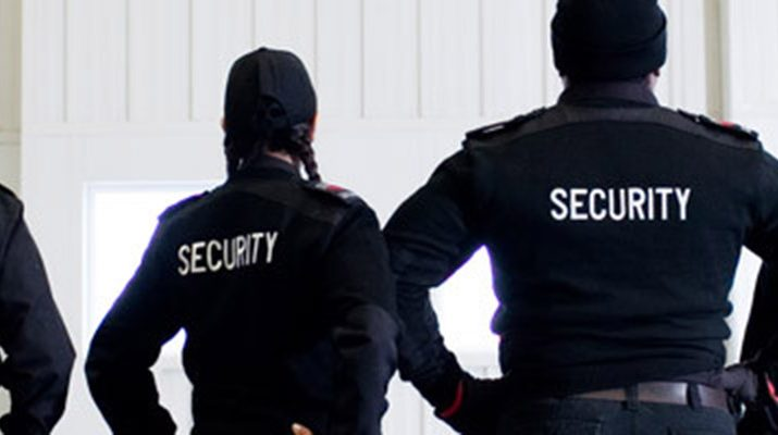 Itshepeng Protection and Projects website, security_guard_banner, Guarding, Retail, Events, Cleaning & Supplies