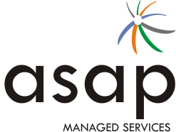ASAP company website, Provider of ICT services and website