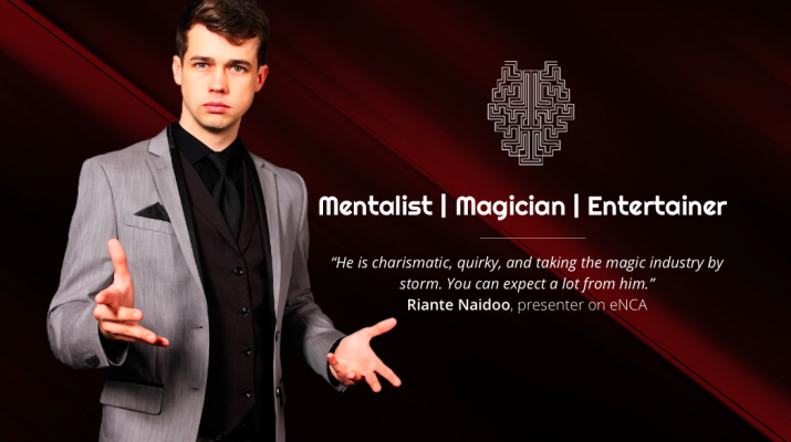 Brendon Peel website - Mentalist, Magician & Entertainer, Mentalist South Africa; Magician South Africa; Entertainer South Africa; Magic performances South Africa; Performer South Africa; Walk-around magic South Africa; Stage Performer South Africa; Corporate entertainment; Corporate Magician South Africa