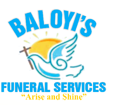 Baloyi's Funerals Services, Coffin, Storage, Paperwork, Hearsh, Family Cars, Tent, Chairs, Tables, Grocery, Vegetables, Bus and Cemetery Deco.